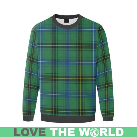 Henderson Ancient Tartan Sweatshirt Nn5 |Clothing| 1sttheworld