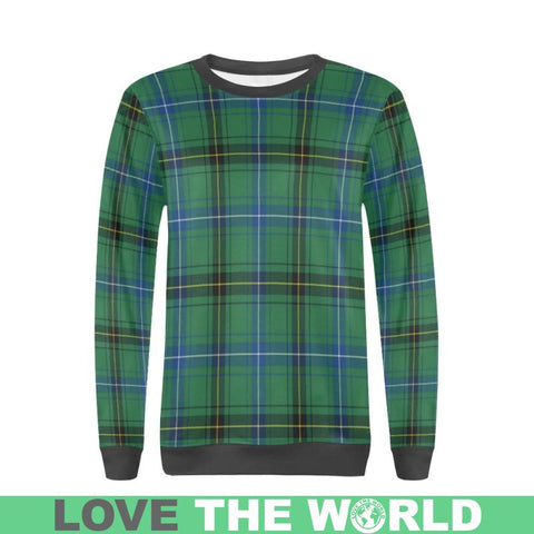 Image of Henderson Ancient Tartan Sweatshirt Nn5 |Clothing| 1sttheworld