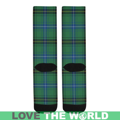Image of Henderson Ancient Tartan Trouser Socks Hj4