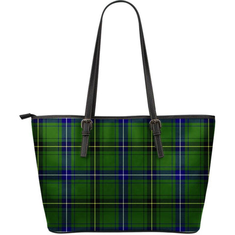 Henderson Modern Tartan Handbag - Large Leather Tartan Bag Th8 |Bags| Love The World