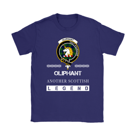 Oliphant Scottish Legend T-shirt And Hoodie | Scotland Clothing | Hot Sale