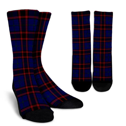 Home Modern Tartan Socks, scotland socks, scottish socks, Xmas, Christmas, Gift Christmas, noel, christmas gift, tartan socks, clan socks, crew socks, warm socks