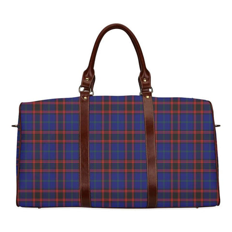 Tartan Travel Bag - Home Modern | Scottish Travel bag | 1sttheworld