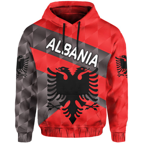 1st The World Haiti Hoodie Sporty Style| Clothing | Love Albania