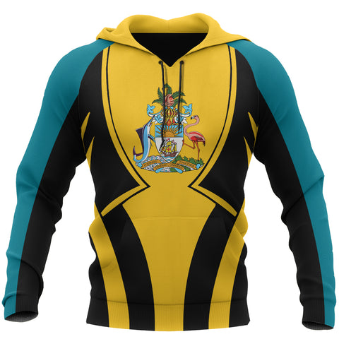 The Bahamas In My Heart Hoodie K2