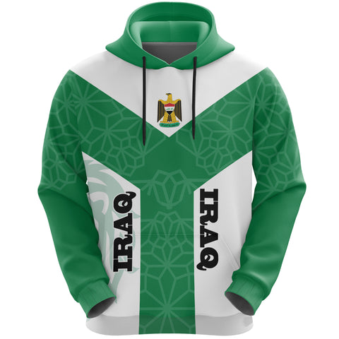 Image of Iraq Rising Hoodie A10
