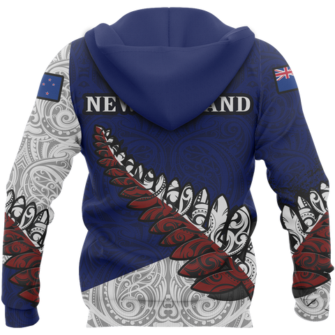 New Zealand Special Hoodie | Special Custom Design