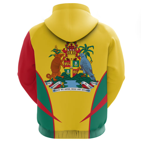 Image of Grenada Active Hoodie A10