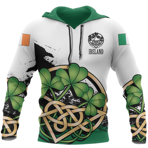 Ireland Special Hoodie Version 2 | Special Custom Design