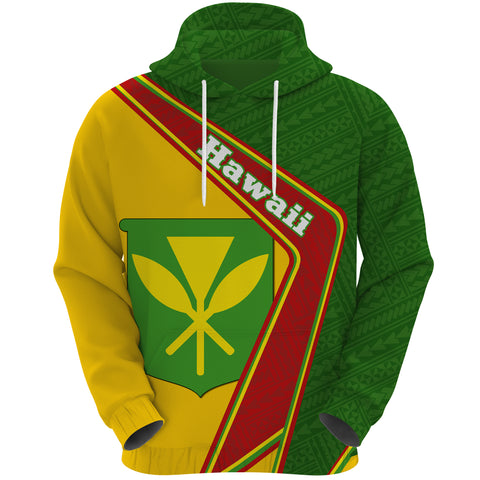 Hawaii Hoodie - Polynesian Coat Of Arms | Love The World