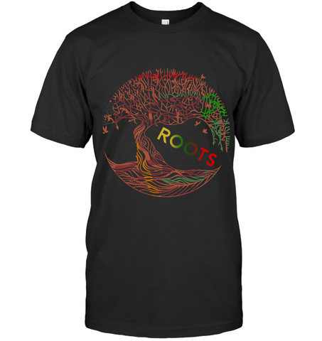 Image of Africa T-shirt - Tree Roots