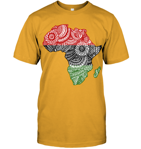Image of African T-shirt