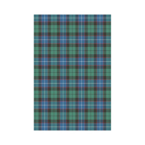 Hunter Ancient Tartan Flag K7 |Home Decor| 1sttheworld