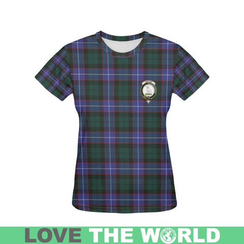 Image of Tartan T-shirt - Hunter Clan | Over 500 Tartans and 300 Clans | Love Scotland