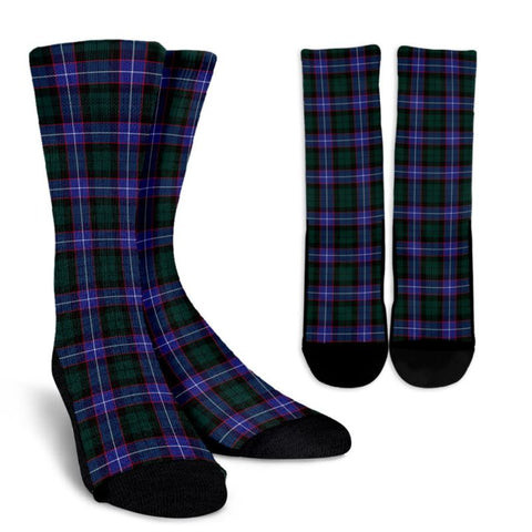 Hunter Modern Tartan Socks, scotland socks, scottish socks, Xmas, Christmas, Gift Christmas, noel, christmas gift, tartan socks, clan socks, crew socks, warm socks