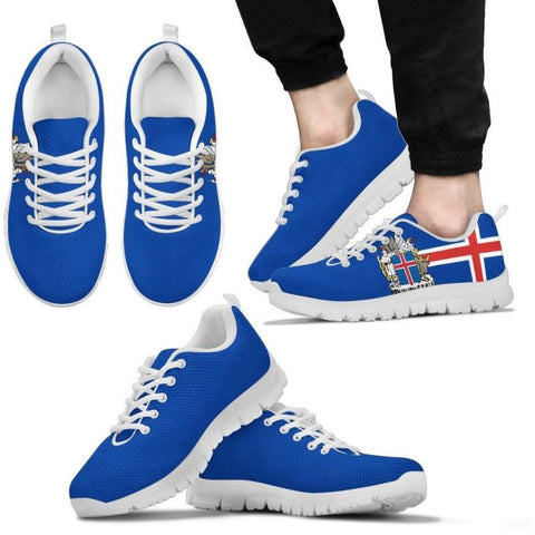 Image of Iceland, Icelandic, Ísland, Shoe, Shoes, Sneaker, Sneakers, Skófatnaður, Footwear, Men, Menn, Women, Konur, Strigaskór, Skór