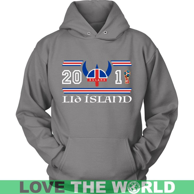 a9c7c67e166 Iceland World Cup 2018 T-shirt - Love The World – LoveTheWorld