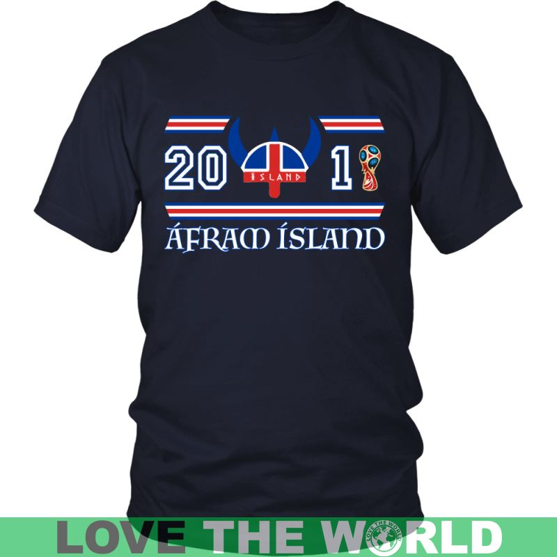 bdd5bbf3cf8 Iceland World Cup 2018 T-shirt – LoveTheWorld