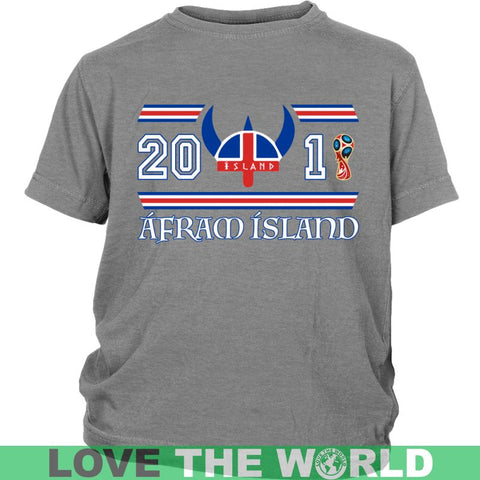 eb393dc9278 ... Image of Iceland World Cup 2018 T-Shirt Z2 Guys Tee / Royal Blue S