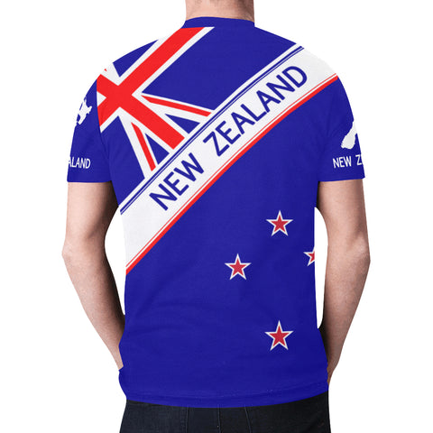New Zealand New All Over Print Hoodie New Zealander Flag H5