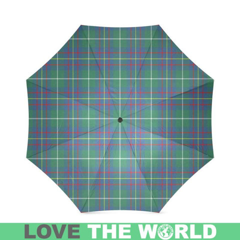Image of Inglis Ancient Tartan Foldable Umbrella Th8 |Accessories| 1sttheworld