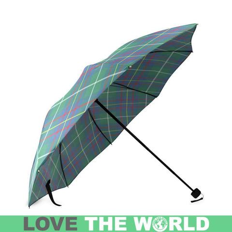 Inglis Ancient Tartan Foldable Umbrella Th8 |Accessories| 1sttheworld