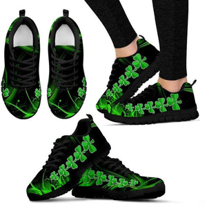 Ireland Sneakers 9 Womens Sneakers - Black Ireland / Us5 (Eu35)