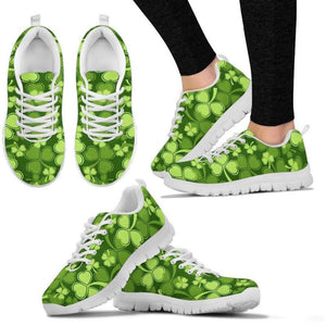 Shamrock Beautiful Garden Women's Sneakers 01