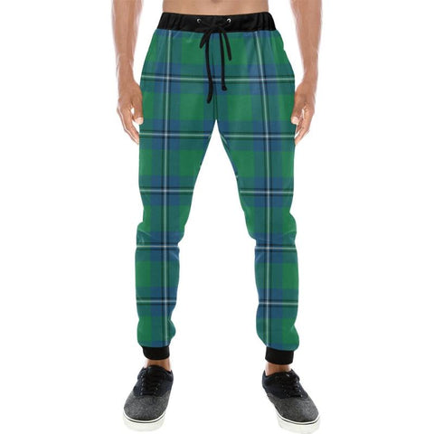 Tartan Sweatpant - Irvine Ancient | Great Selection With Over 500 Tartans