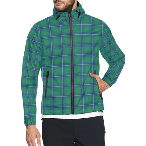 Tartan Windbreaker - Irvine Ancient A9 | 1sttheworld.com