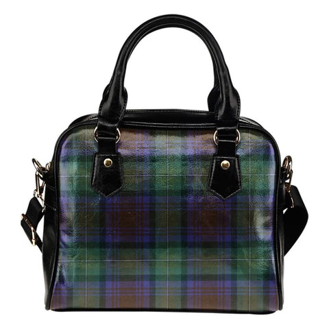 Isle Of Skye Tartan Shoulder Handbag - Bn Handbags