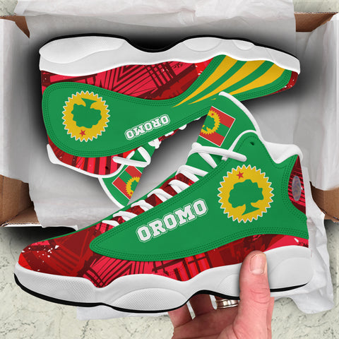 Image of 1stTheWorld Oromo Jordan 13 Shoes New Release A25