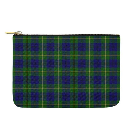 Johnston Modern Tartan Carry All Pouch Hj4 One Size / Johnston Modern Back Carry-All Pouch 8X 6