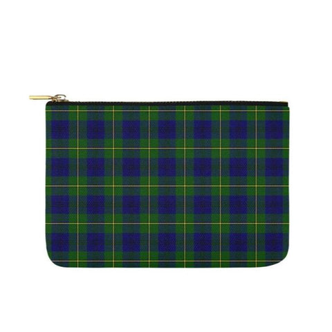 Image of Johnston Modern Tartan Carry All Pouch Hj4 One Size / Johnston Modern Back Carry-All Pouch 8X 6