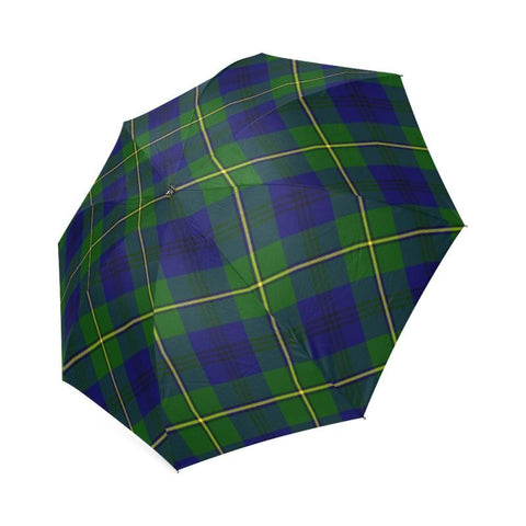 Johnston Modern Tartan Foldable Umbrella Th8 |Accessories| 1sttheworld