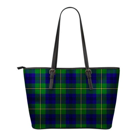 Johnston Modern  Tartan Handbag - Tartan Small Leather Tote Bag Nn5 |Bags| Love The World