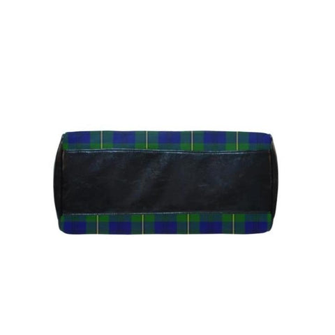 Johnstone Tartan Clan Badge Boston Handbag Hj4 Handbags