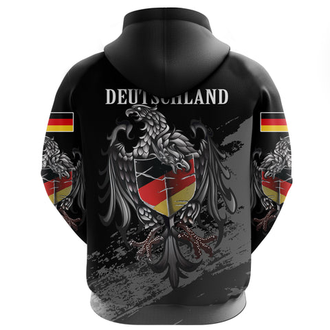 Image of Germany Special Zip Hoodie A7