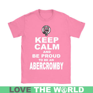 Abercromby T-Shirt - Keep Calm And Be Proud NN5