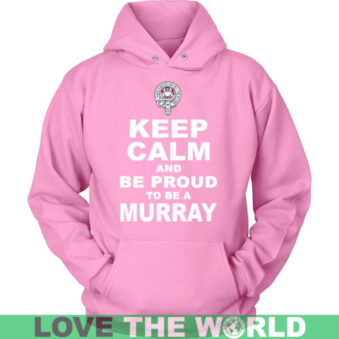 Keep Calm And Be Proud Murray N7 Gildan Womens T-Shirt / Black S T-Shirts