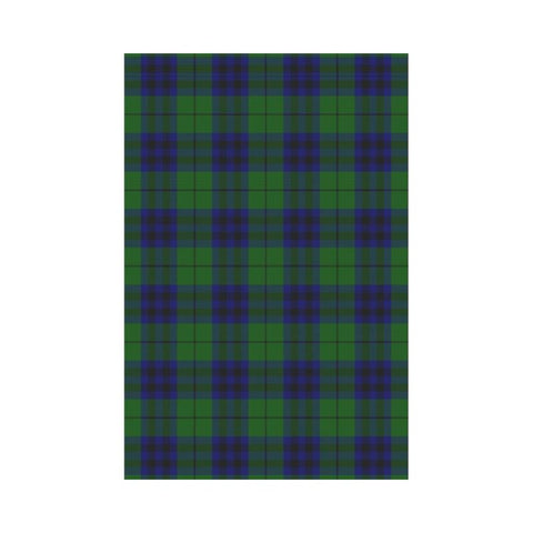 Keith Modern Tartan Flag K7 |Home Decor| 1sttheworld