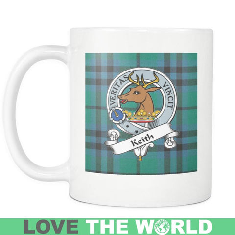 Image of Keith Tartan Mug Ha4 N4 Mugs
