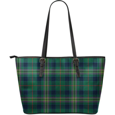 Kennedy Modern Tartan Handbag - Large Leather Tartan Bag Th8 |Bags| Love The World