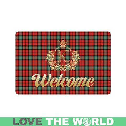 Kerr Ancient Tartan Doormat HJ4 |Home Set| Love The World