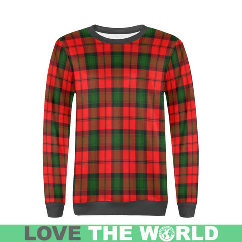 Image of Kerr Modern Tartan Sweatshirt Nn5 |Clothing| 1sttheworld