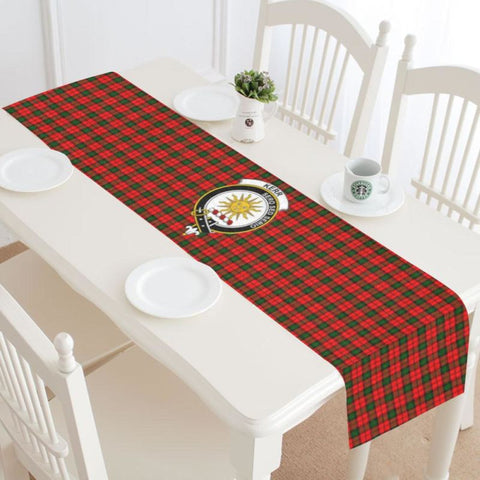 Image of Kerr Modern Tartan Table Runner - Tm Runners
