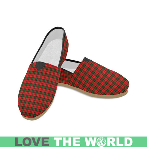 Image of Kerr Modern Tartan Womens Casual Shoes Ha8