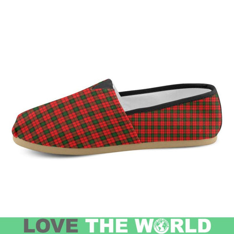 Kerr Modern Tartan Womens Casual Shoes Ha8