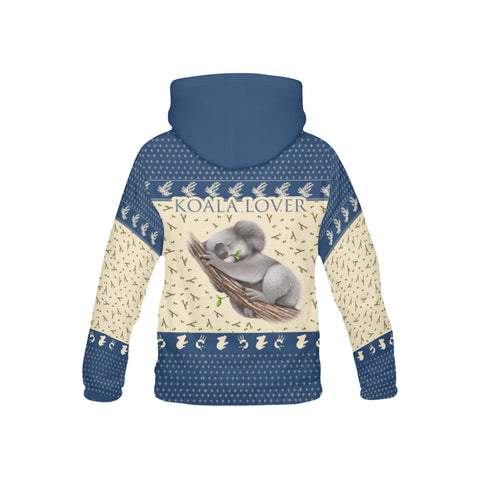 Image of Australia Hoodie Koala Lover™ by 1sttheworld for Men - Women and Kid
