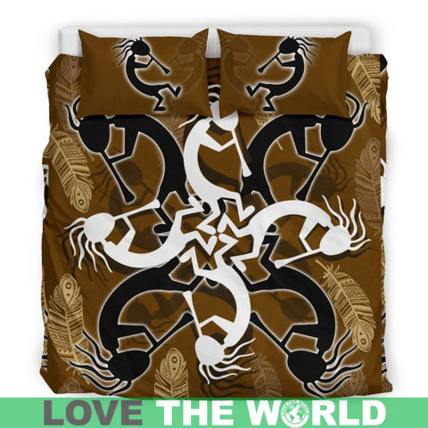 Image of Kokopelli Bedding Set 02 Ha8 Sets